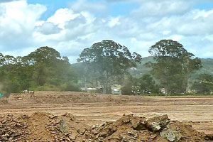 Land Levelling and Land Clearing