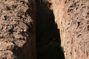 Trenching and Detailed Excavation